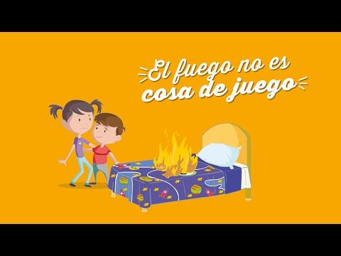 El fuego no