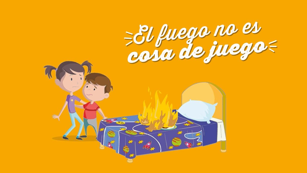 El Fuego No Es Cosa De Juego I Cuentos Infantiles I Narracion I Yo