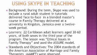 advantages and disadvantages of using skype
