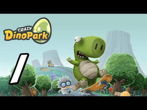 Crazy Dino Park - A Quick Hop
