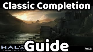 Halo MCC - Classic Completion - Achievement Guide