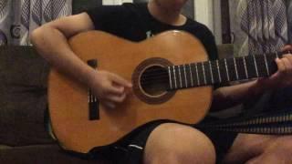 Con tim tan vỡ (Phan Mạnh Quỳnh) - Guitar Acoustic cover