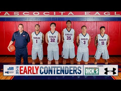 MaxPreps 2015-16 Basketball Early Contenders - Atascocita (TX)