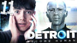 LUDZIE ZNIENAWIDZILI ANDROIDY!  - Detroit: Become Human #11 | JDabrowsky
