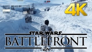 Star Wars: Battlefront 4K Max Graphics Gameplay