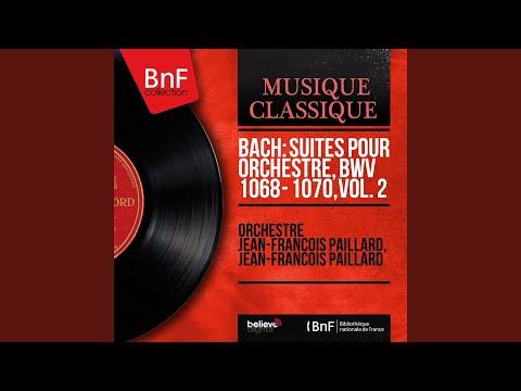 Suite pour orchestre No. 5 in G Minor, BWV 1070: Capriccio mp3
