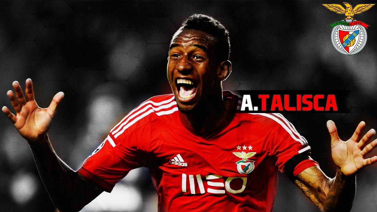 Anderson Talisca SL Benfica Goals & Skills 2014/2015 ...