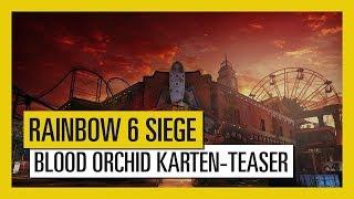 Tom Clancy's Rainbow Six Siege - Blood Orchid Karten-Teaser - AUT