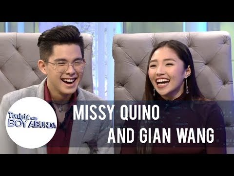 TWBA: Missy and Gian reveal that they knew each other even before entering Camp star Hunt