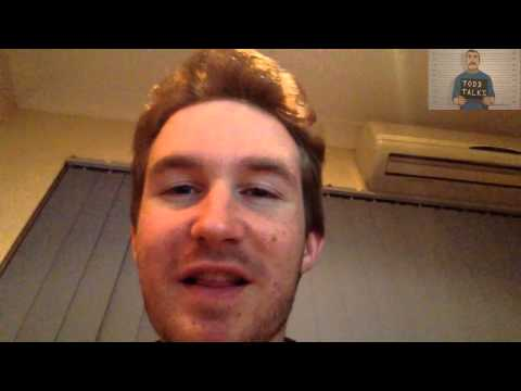 Todd Talks - Moving