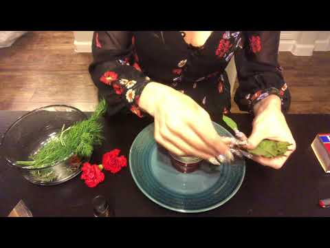 How To Make A Hoodoo Rose Jar - The Most Popular High