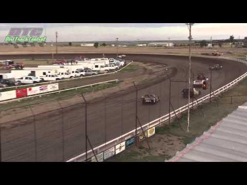 IMCA Sport Mod Heats Wakeeney Speedway 5 26 14