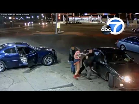 Pump Panic: Woman Opens Fire at Gas Station