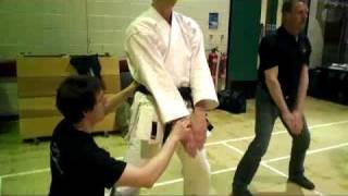 Chris Denwood Seminar Highlights (2 of 3): Kettlebell Lifting for Hojo Undo