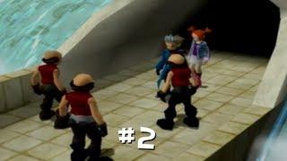 Pokemon Colosseum - Episode 2 | Es Cade