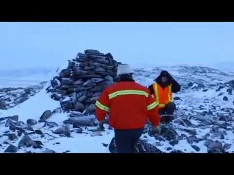 Alix visits Deception Bay Nunavik