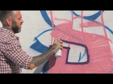 How to Draw an S | Graffiti Travel Video
