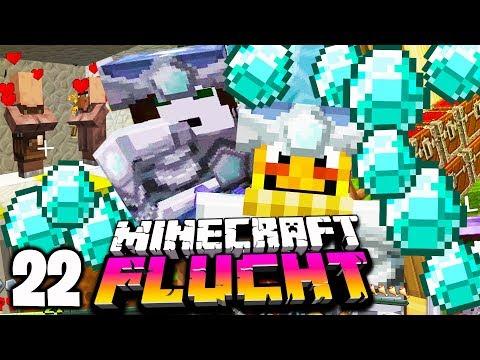 Wir BAUEN die stärkste RÜSTUNG in MINECRAFT! ☆ Minecraft FLUCHT #22