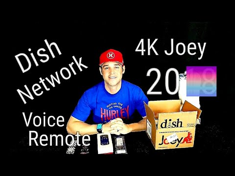 Dish Network Hopper3 4k Joey + New Voice Remote 54.0😉 A Honest Customer's Perspective 🤔