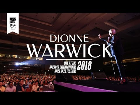 """Dionne Warwick """"That's What Friends Are For"""" Live at Java Jazz Festival 2018 Mp3"""