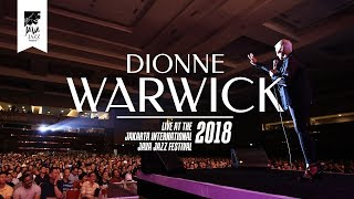 Dionne Warwick Quot That 39 S What Friends Are For Quot Live At Java Jazz Festival 2018