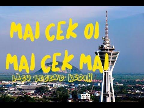 Seloka Negeri Kedah 2011 ( Mai Cek Oi Mai Cek Mai) Kedah Hijau Kuning