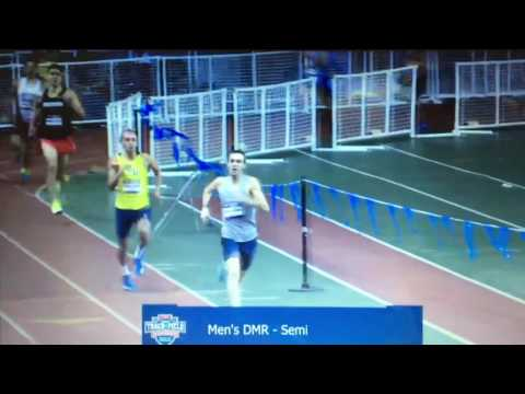 NAIA Indoor National Championships 2017 Men