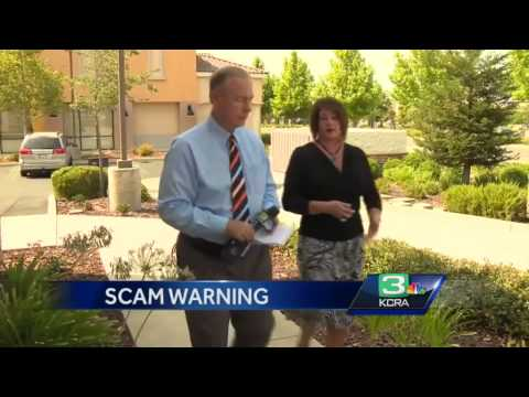 Bew of new IRS phone scam
