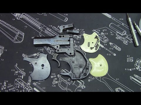 DIY Derringer - Leinad/Cobray Derringer Kit Build | FunnyCat TV