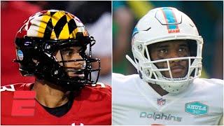 Maryland QB Taulia Tagovailoa On Winning On The Same Weekend As His Brother Tua | KJZ