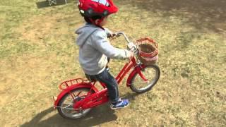 自転車コマなし4歳6ヶ月