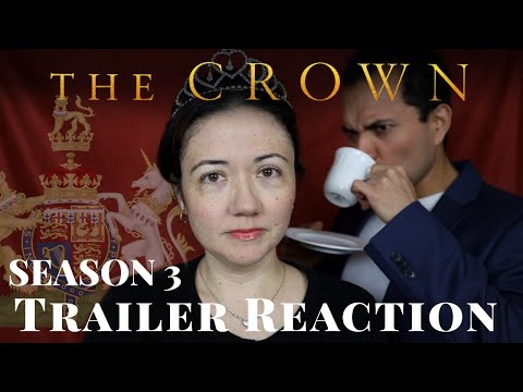 The Crown Season 3 | Official Trailer - Netflix | Parents React and Review