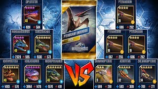 The Terror Of The Pterosaurs - Jurassic World The Game