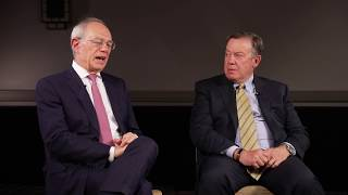 Interview with ASU President Michael Crow and MIT President Rafael Reif