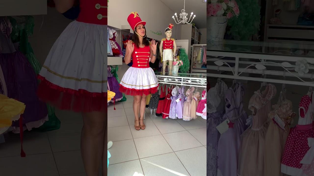 Paquita nova fantasia Da Lili Store Baby