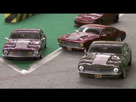 Rc Drift Ford Maverick 77 In Japan