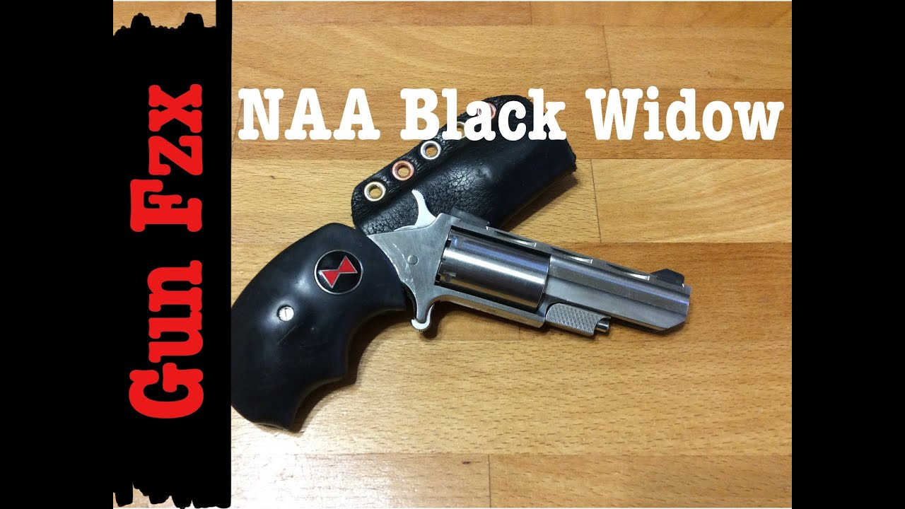 North American Arms (NAA) Black Widow Review