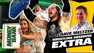 Dave Meltzer Money In The Bank 2017 Reaction, Mayweather vs McGregor Announced | The LAW