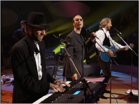 Bee Gees  More Than A Woman  in Las Vegas, 1997  One Night Only