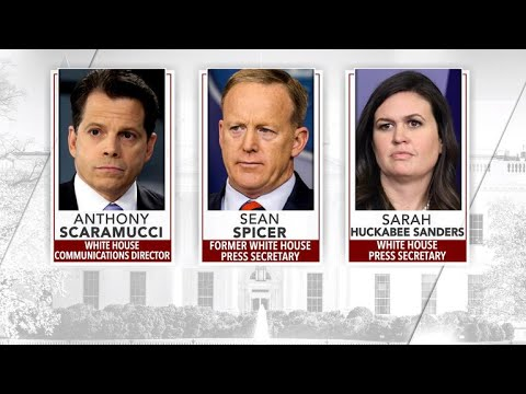 White House staff shake-up amid growing Russia probe