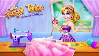 Royal Tailor-Princess Boutique.. 💃✂️ screenshot 1
