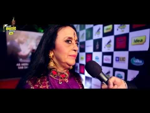 Ila Arun spills the beans about her favourite song at #MMAwards