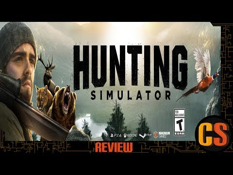 HUNTING SIMULATOR - PS4 REVIEW