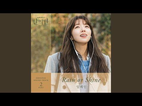 Youtube: Rain or Shine / Elaine