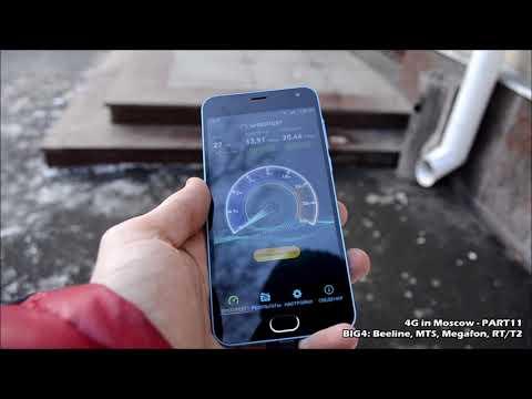 Total Test 4G In Moscow - Beeline, Megafon, MTS, Rostelecom/Tele2 - PART11 (RL) - MrRollerboll