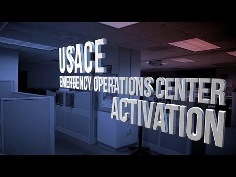 Emergency Operations Center 101: Activation