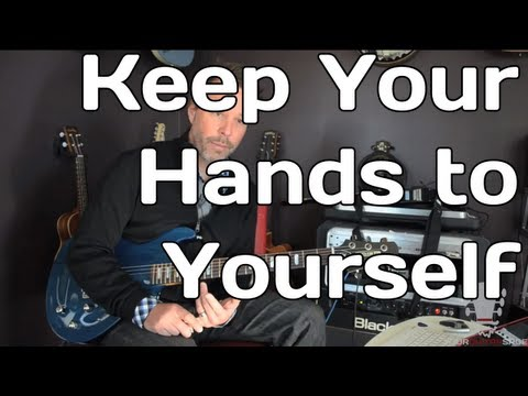 Keep Your Hands to Yourself by The Georgia Satellites - Guitar Lesson