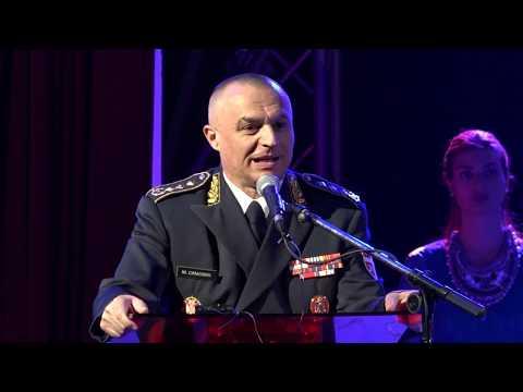 General Simovic, Dan Kopnene Vojske, Veliki Rat