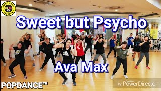 [POPDANCE™] Ava Max - Sweet but Psycho | Dance Fitness | #POPDANCE  #sweetbutpsycho #DanceNice