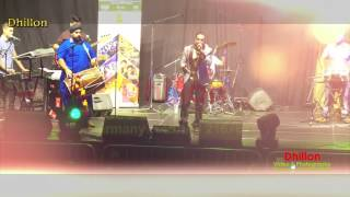 Jazzy B and Sharlin Patwal Live Concert Duisburg Germany 30,08,2015 Sukhsat Studio